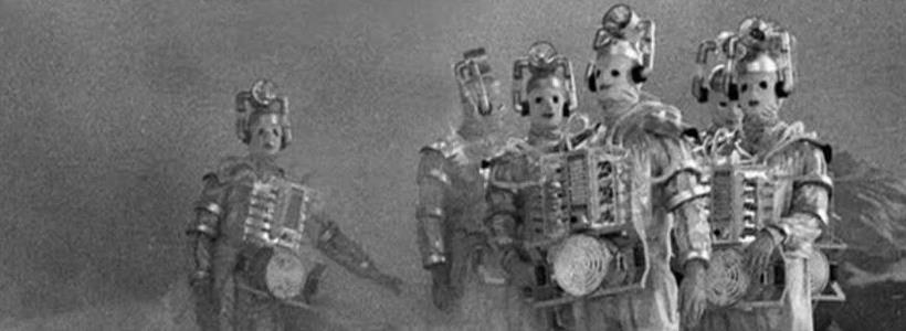 Cybermen! We've Got Real Mondasian Cybermen! Yay!