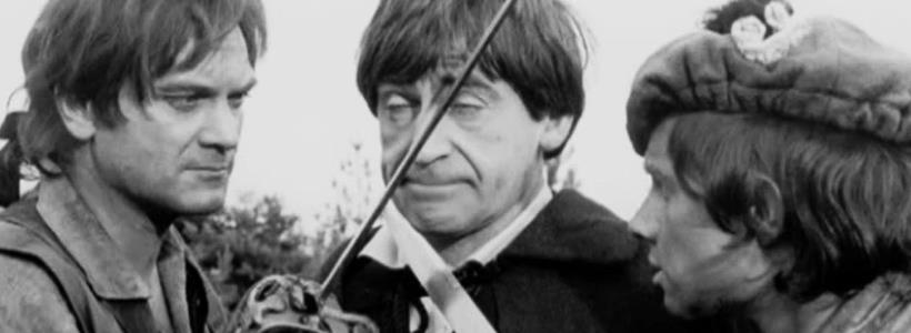 Patrick Troughton: The Bugs Bunny of Doctors