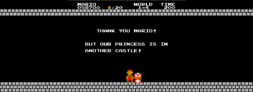Our Princess is in Another Castle
